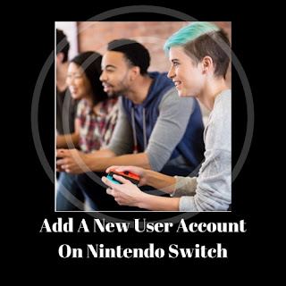 Nintendo Switch User Profiles