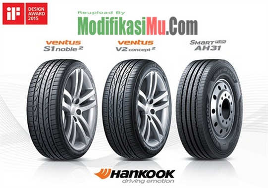 Ban Mobil Hankook Ventus S1 Noble Concept Smart AH31 - Daftar Harga Ban Mobil Hankook Murah Terbaru Dan Kelebihan Kekuranganya