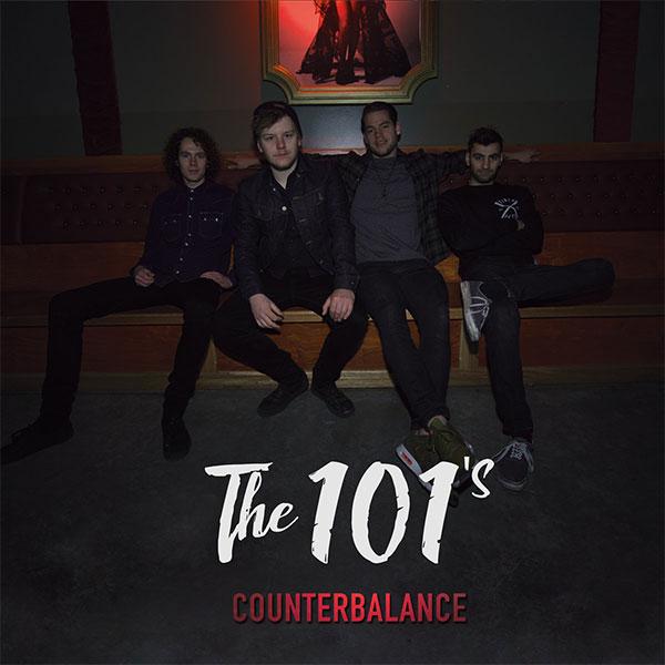 "The 101's stream new album ""Counterbalance"""