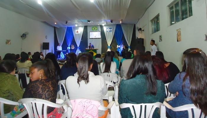 Domingo Missionário noite de benção uma noite missionária