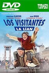 Los visitantes la lían (En la Revolución Francesa) (2016) DVDRip