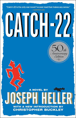 catch 22 , book to read in 2018