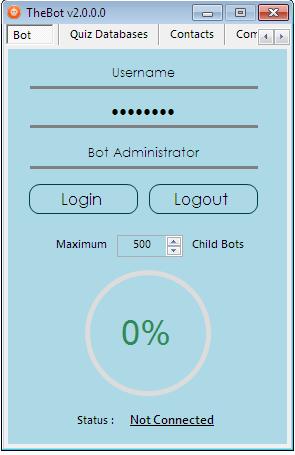 TheBot v2.0.0.1 Latest Server Bot Untitled