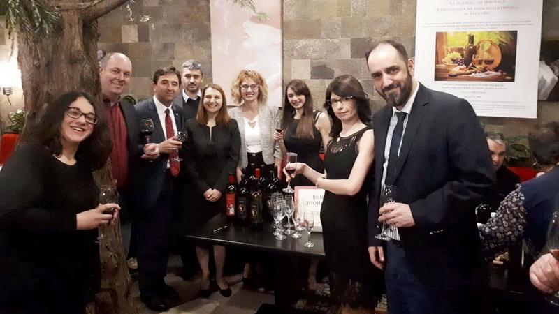 Συμμετοχή της ΟΕΒΕΣ Έβρου στο Φεστιβάλ Οίνου στο Χάσκοβο της Βουλγαρίας