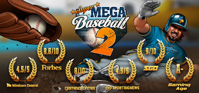 Super Mega Baseball 2 Download