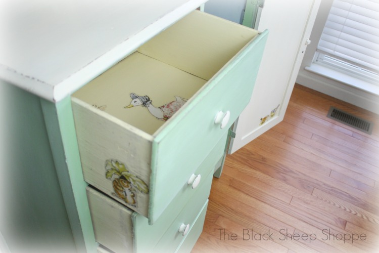 Each drawer features more surprises inside!
