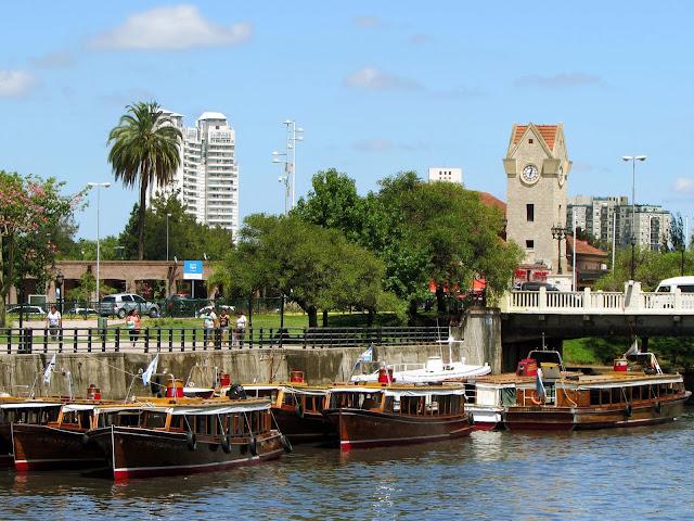 Argentina; Tigre; Embarcadero