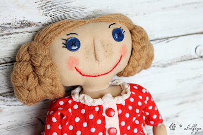 кукла-примитив