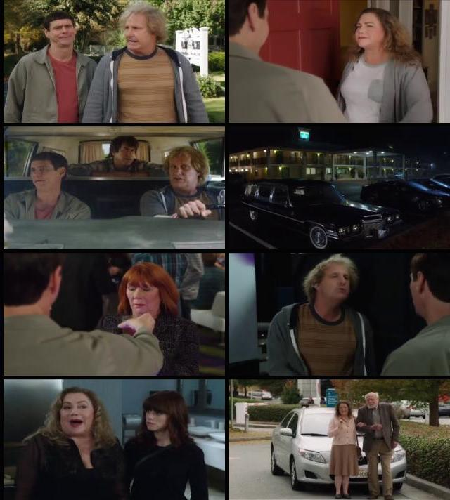 Dumb and Dumber To 2014 Hindi Dubbed DVDRip 480p 300mb