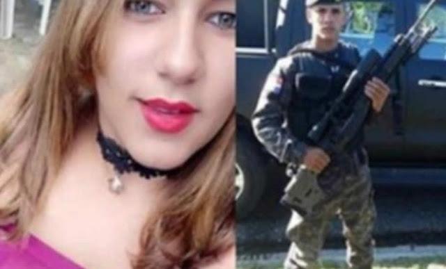 Luego de varias semanas ingresadas en el hospital,  falleció la madrugada de hoy,  la adolescente de 16 años que recibió múltiples disparos por su expareja y exagento de la Policía Nacional.