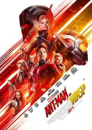 Ant-Man and the Wasp 2018 BRRip 1080p Dual Audio In Hindi English