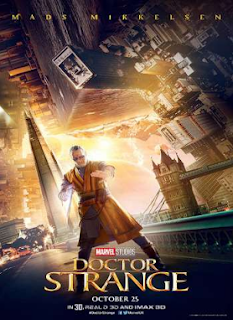 Doctor Strange 2016 Hindi Dubbed