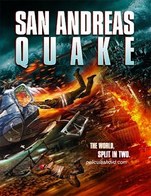 Ver San Andres Quake 2015 online
