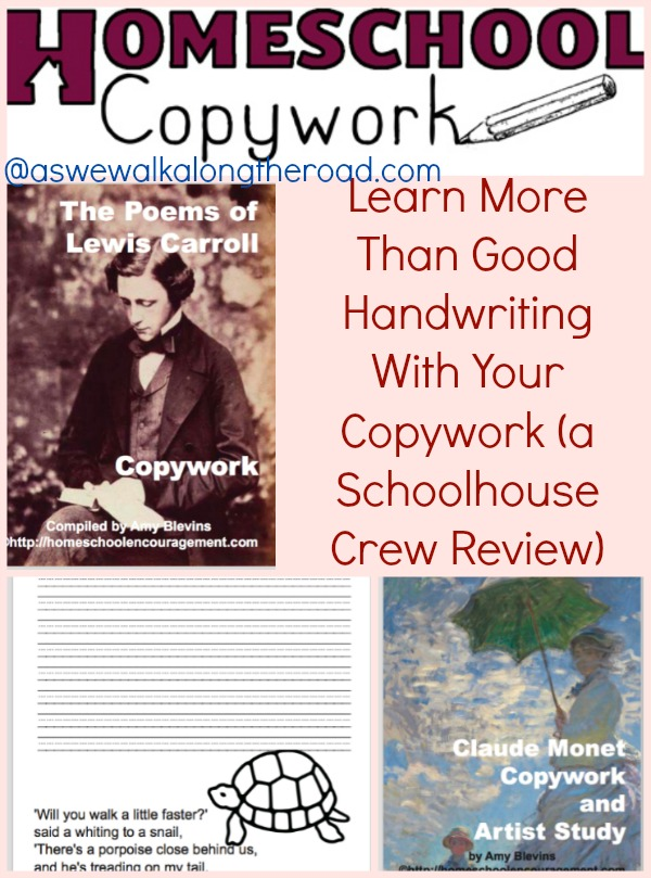 Copywork for homeschoolers