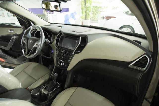 Đánh giá Hyundai SantaFe 2018 ảnh 10