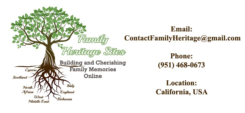 Contact Family Heritage