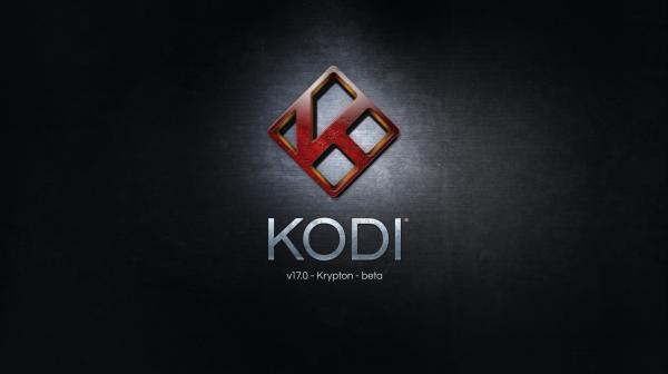 """Kodi v17 """"Krypton"""" Beta 1"""