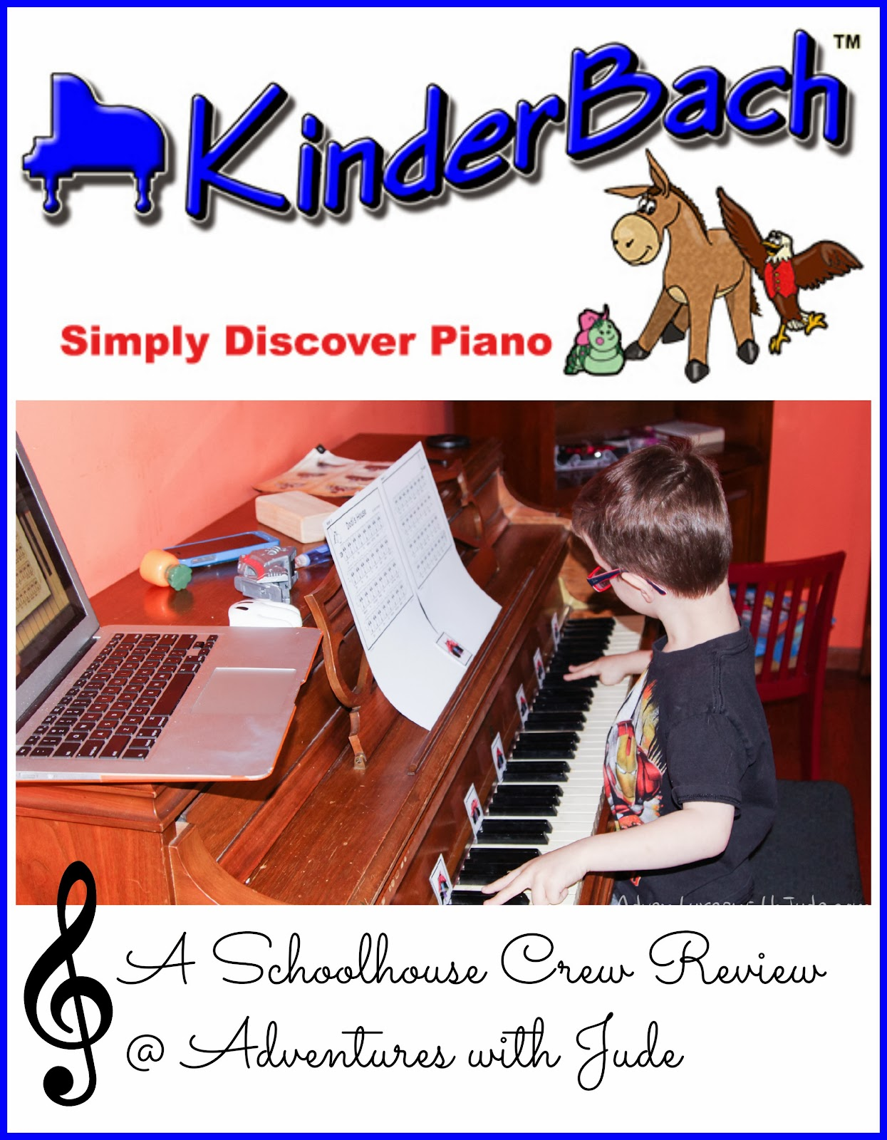 Kinderbach Online Piano curriculum review