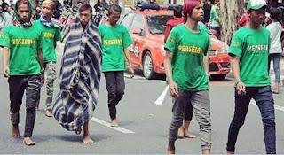 Mes Pemain Persib Bandung Dirusak Oknum Bonek, Sebelas Kamar Rusak