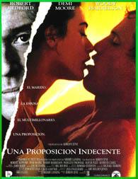 Una propuesta indecente (1993 | DVDRip Latino HD Mega 1 Link