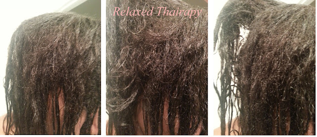Wash Day: The Reason I DON'T Relaxer Stretch