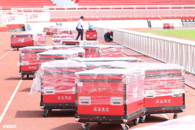 Đội Công Vinh làm điều chưa từng có ở V-League, sẵn sàng tiếp đón SLNA