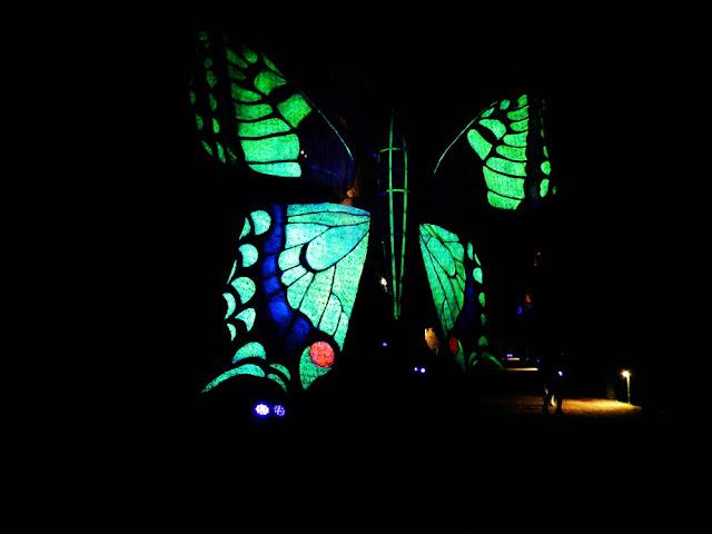 Cidneon festival internazionale delle luci Brescia