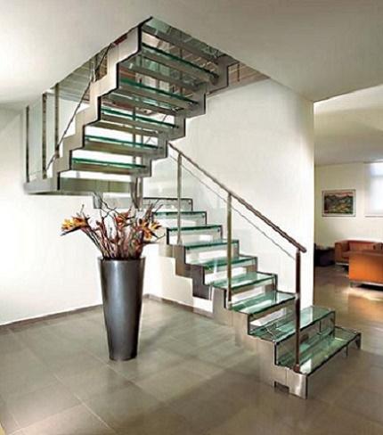 Mi casa con estilo escaleras interiores - Interiores con estilo ...