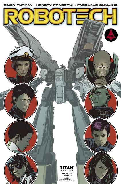 Robotech 17