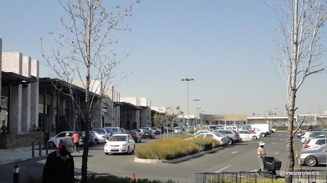 Woodmead Retail Park - Joanesburgo