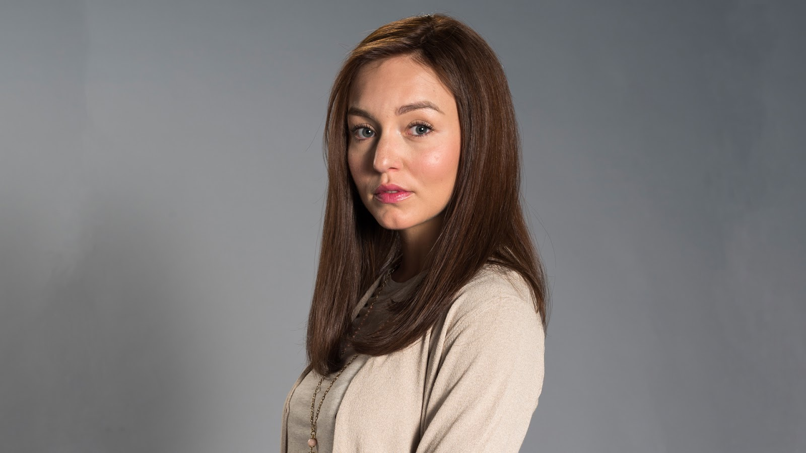 Angelique Boyer é Ana Laura