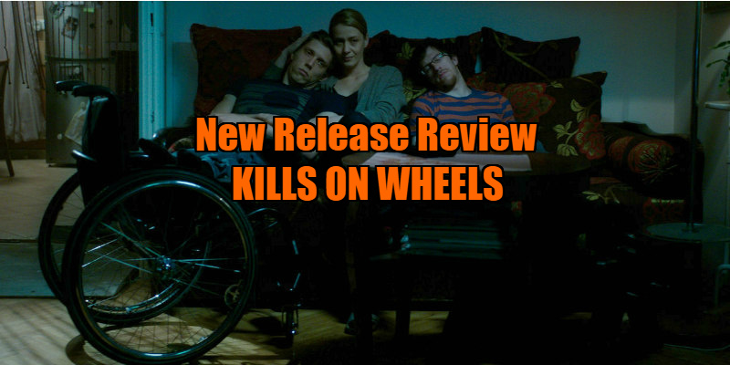 kills on wheels movie review