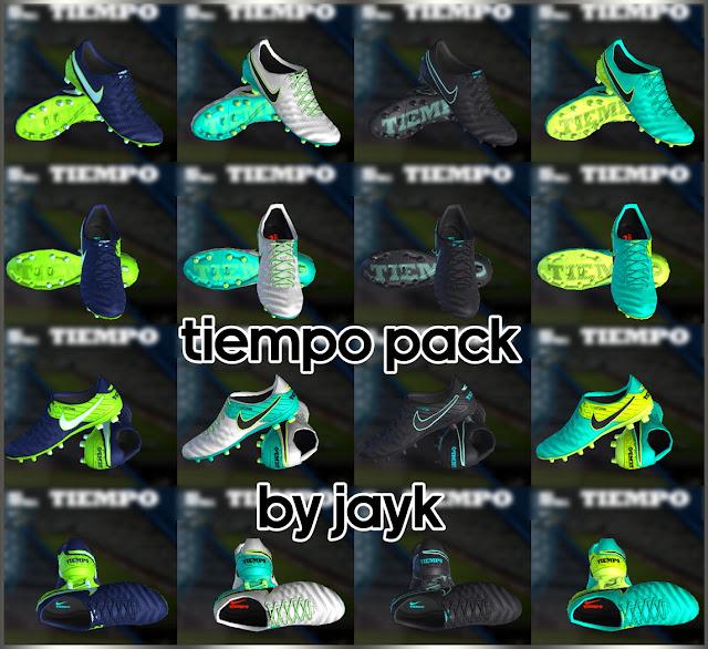 Tiempo Pack
