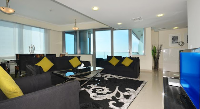 شقق Key One Homes-Ocean Heights Tower