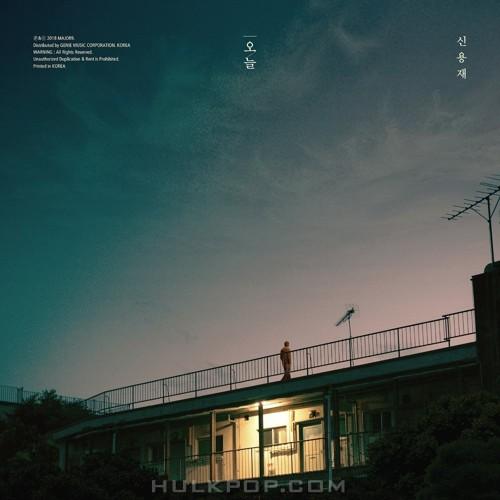 Shin Yong Jae (4Men) – PRESENT – EP