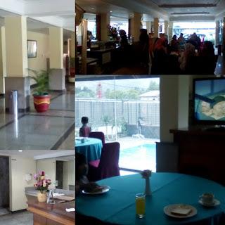 Restoran Hotel permata alam