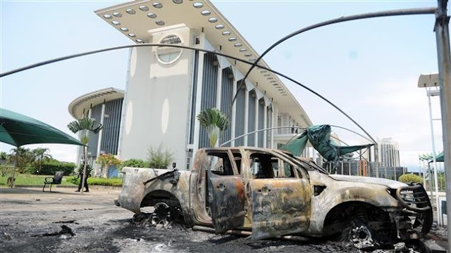 African Union (AU) assigned delegation postpones visit to Gabon