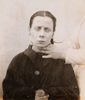 Lizzie Hoseason spent her final years in a mental asylum where this image was taken. (Photo: Lothian Health Services Archive, Edinburgh University Library)