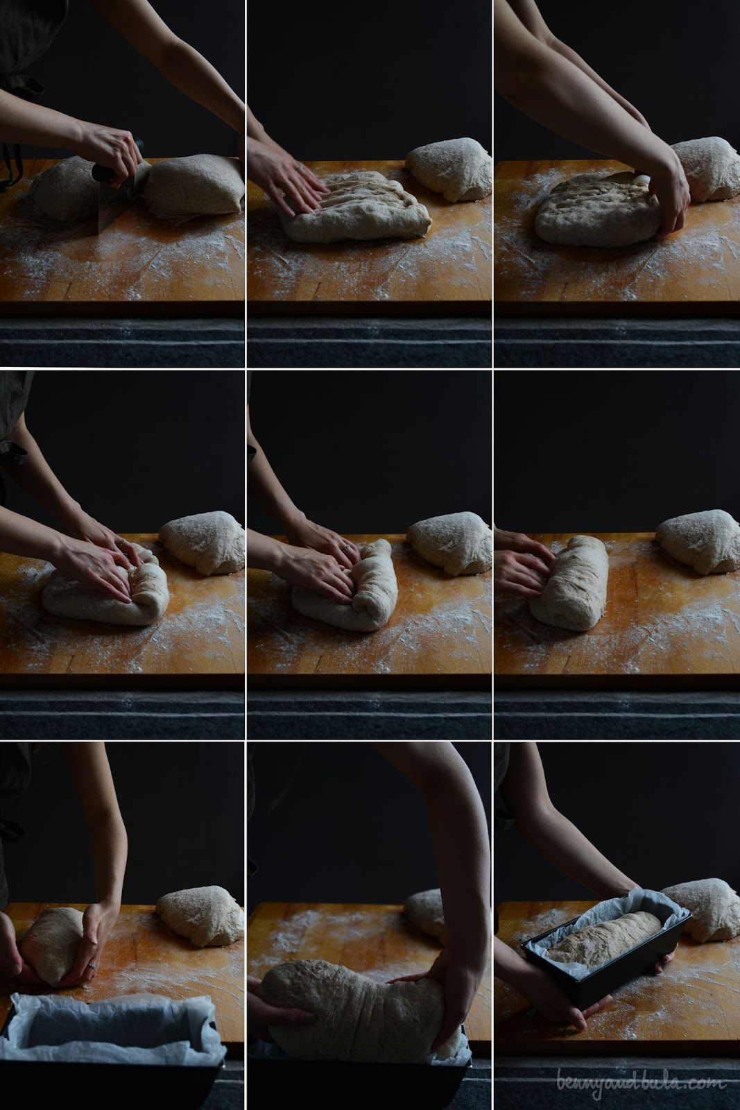 fette biscottate al malto d'orzo/ vegan barley malt toasts
