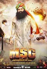MSG The Messenger of God (2015) Hindi DVDScr 700MB