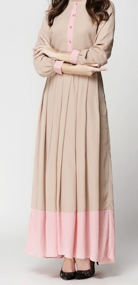 NBH00449 HIMAYAH MAXI DRESS