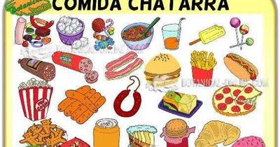 Nutricion En Los Adolescentes Comida Chatarra