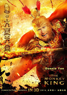 The Monkey King 2014 DVD R1 NTSC Latino