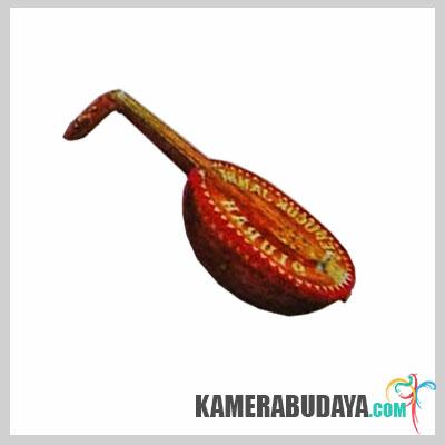 Gambus Jambi, Alat Musik Tradisional Dari Jambi