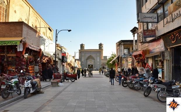 Shiraz, Majed-e Vakil