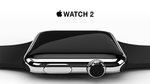 Apple Watch 2 seen in a new concept