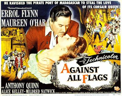 La isla de los corsarios | 1952 | Against All Flags