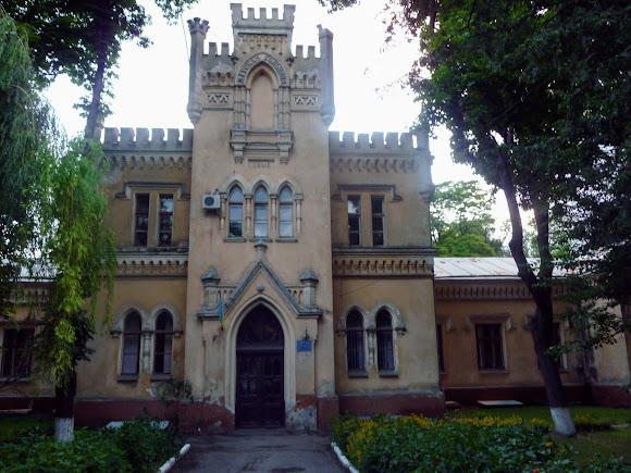 Сумы. Бывшая детская больница св. Зинаиды. 1896 г.