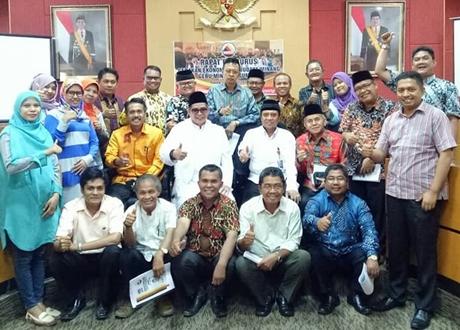 Rapat Perdana, Ini Kegiatan yang Bakal Digelar DPW Gebu Minang Sumbar