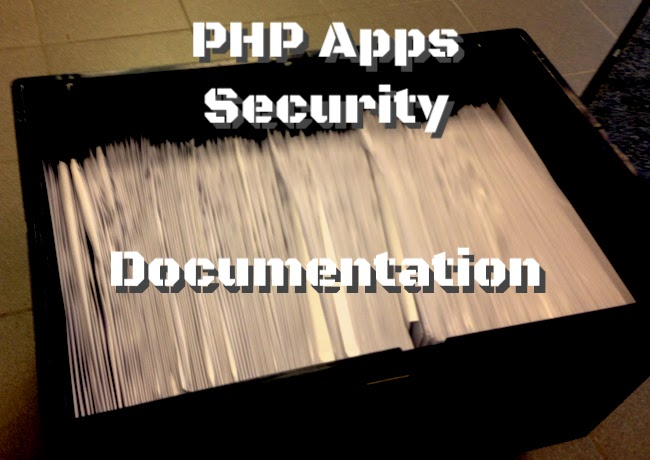 Documentation of a project   PHPNews